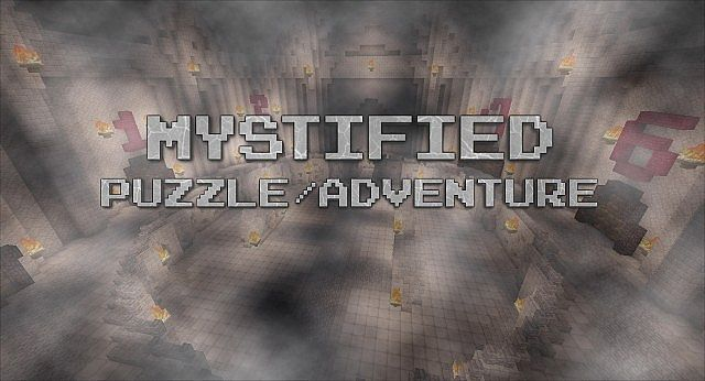 Mystified – Puzzle Map [1.8]
