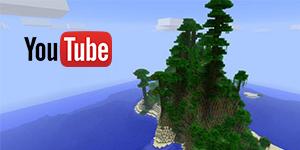 Minecraft sur Youtube : Des statistiques impressionnantes