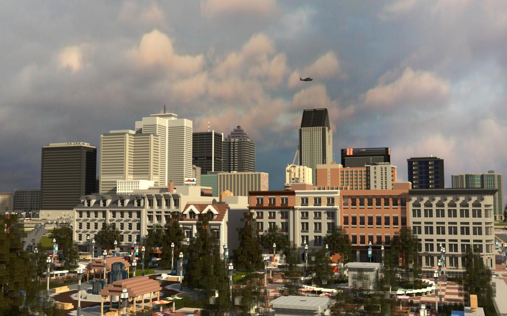 Huntington City 2015