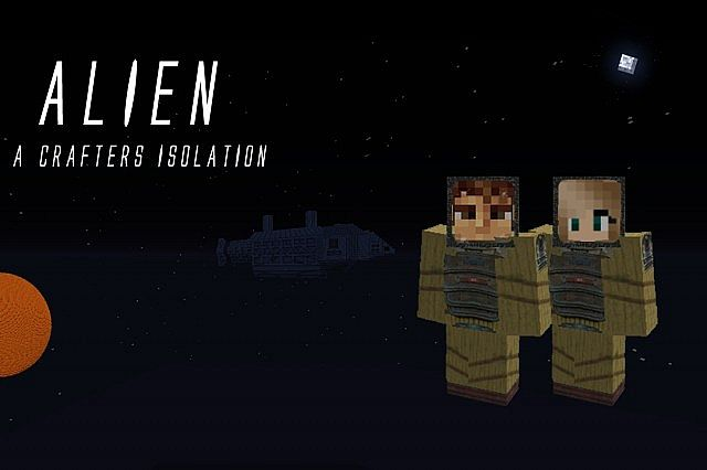 Alien : A Crafters Isolation [1.8]