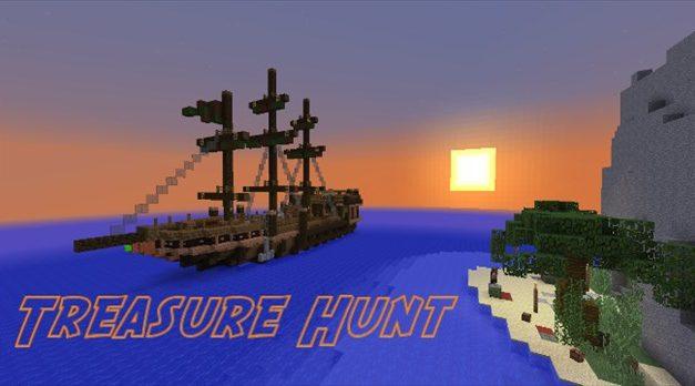 Treasure Hunt [1.8.1]
