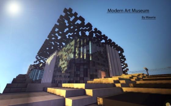 Le MuCEM dans Minecraft Mucem-minecraft-1-560x349