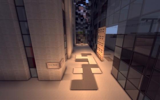 Le MuCEM dans Minecraft Mucem-minecraft-3-560x350