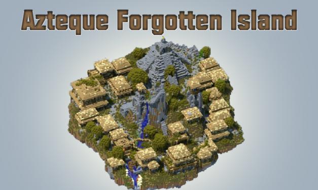 Azteque Forgotten Island