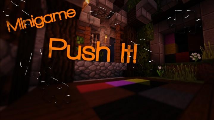 PushIt | Puzzle Minigame