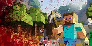 Minecraft censuré ?