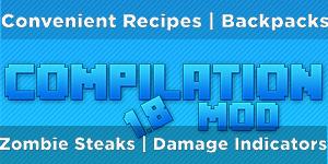 Compilation mod 1.8