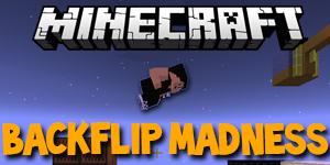 [1.8.3] Backflip Madness dans Minecraft