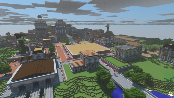 City Hall Faraton Project Minecraft Project Minecraft
