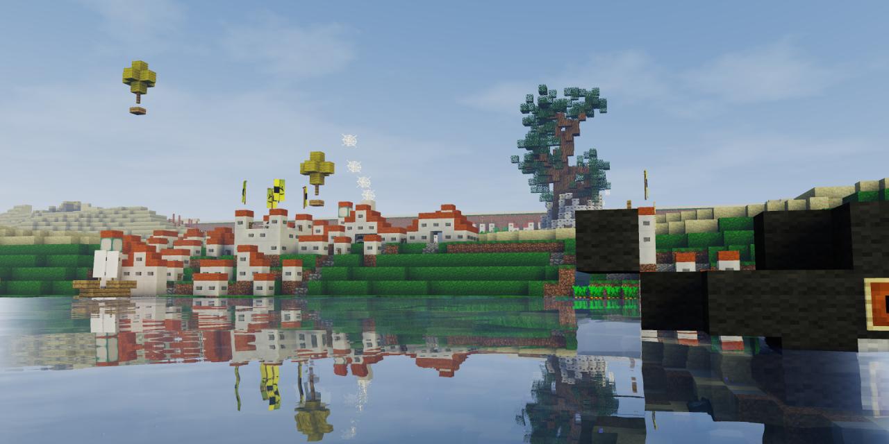 Concours «Village» – Fin