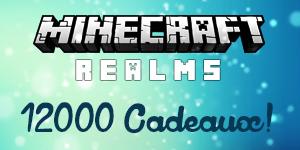 12000 versions d'essai pour Realms
