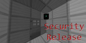 Minecraft 1.8.5 Sécurité