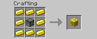 craft lucky block