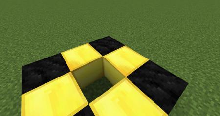 Disposez de cette manière les blocs qui vous ont été donnés