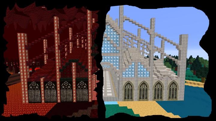 La Potion Dimensionnelle Ii Minecraft Fr