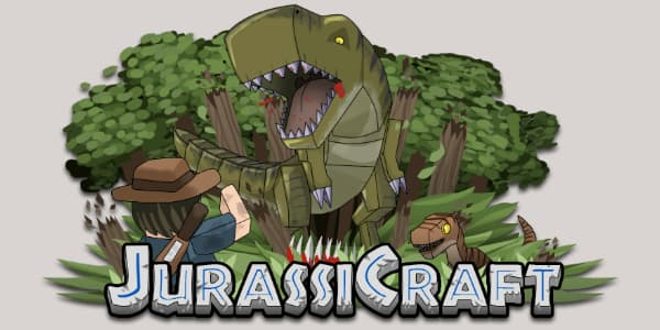 [Mod] JurassiCraft