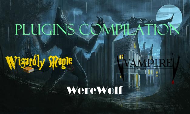 Plugins compilation : surnaturel