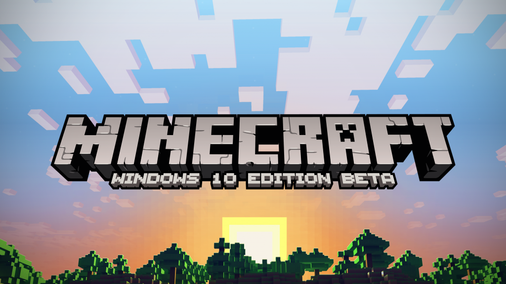 Obtenir Minecraft Windows 10 Edition gratuitement