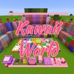 [Pack de Textures] Kawaii World – 1.14