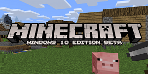 Minecraft Windows 10 Édition Beta 0.12.0.1