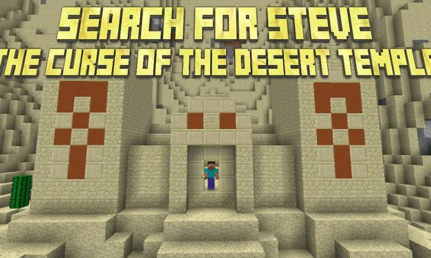 The Curse of the Desert Temple