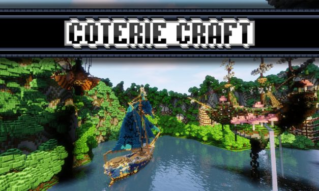 [Pack de Textures] Coterie Craft – 1.7 → 1.16