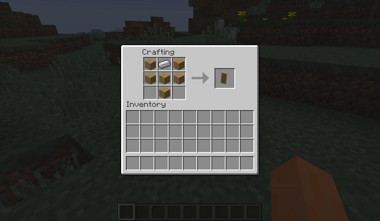 Snapshot 15w37a - Comment faire un evier dans minecraft ...