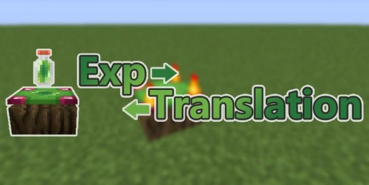 Exp-Translation