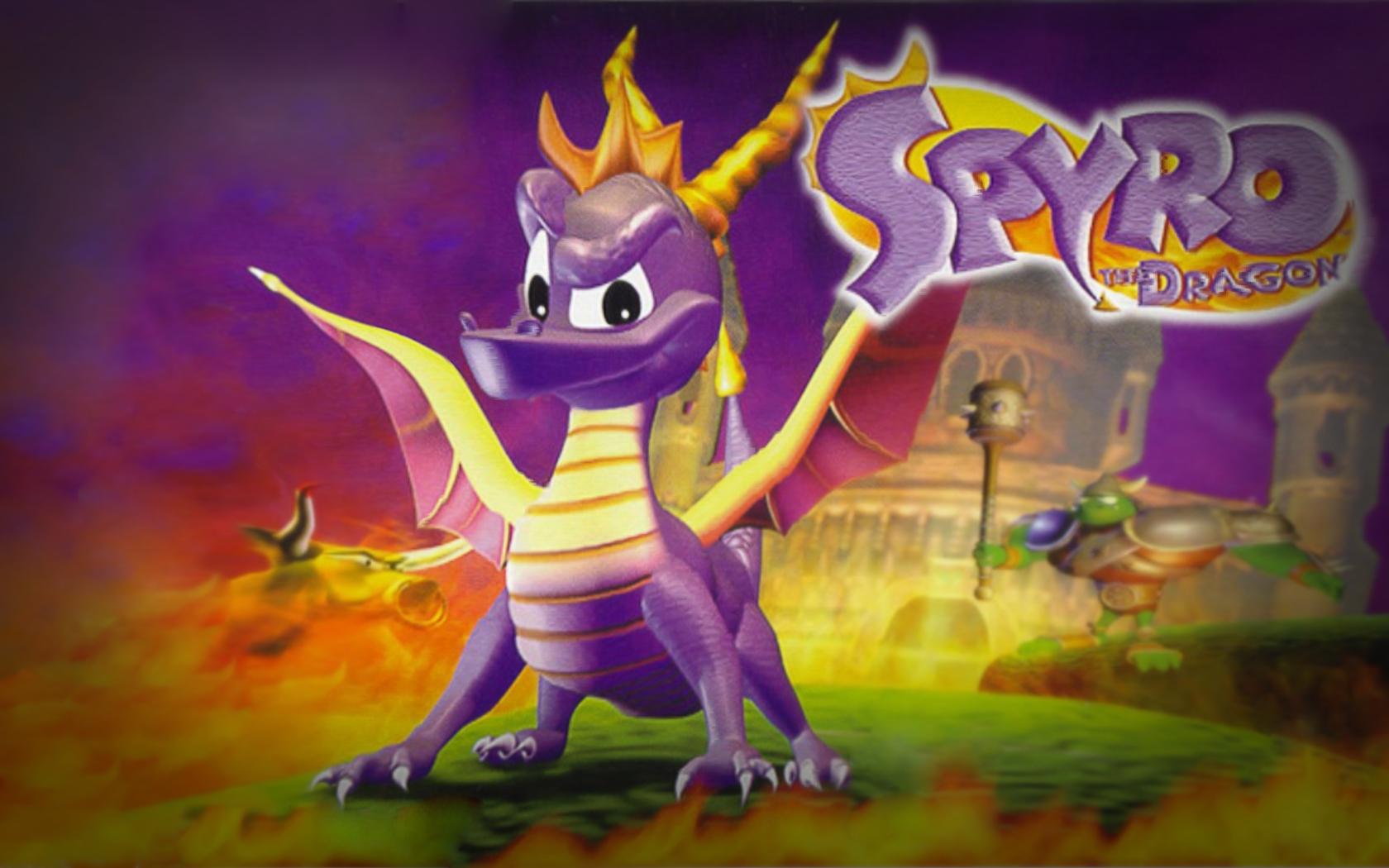 """Résultat de recherche d'images pour """"spyro le dragon"""""""