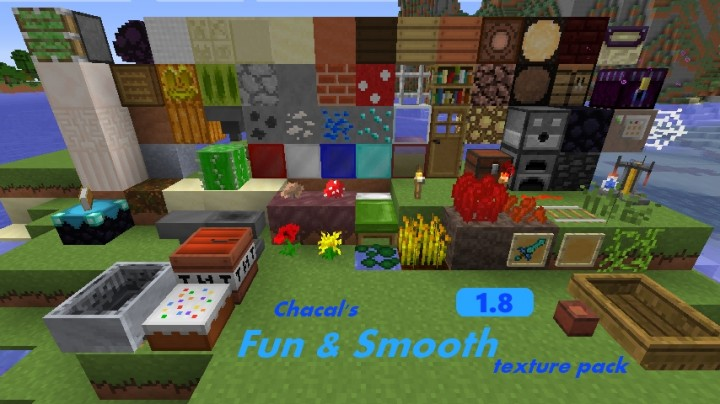 Chacal's Fun & Smooth Pack