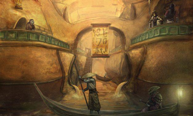 Morrowind – Vivec City