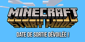 Minecraft Story Mode : La date
