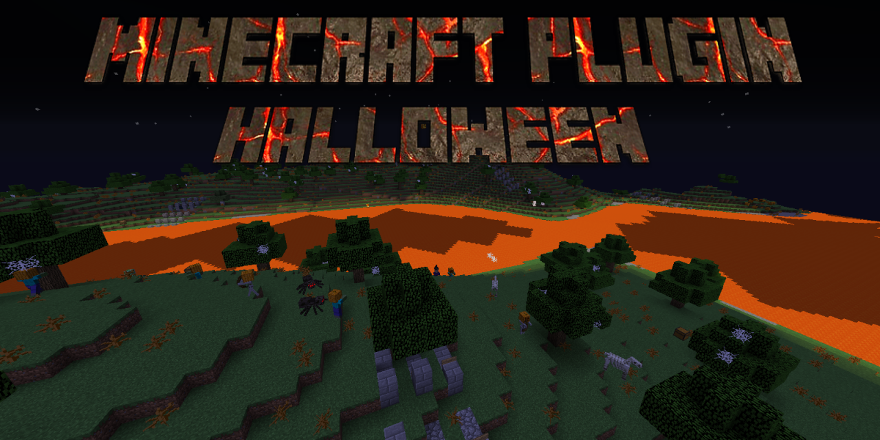 Compilation de plugins Halloween