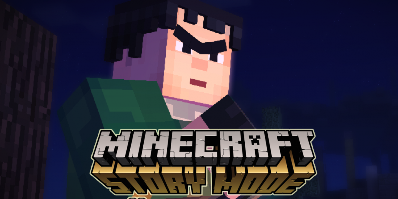 Minecraft Story Mode EP.1 : Critique