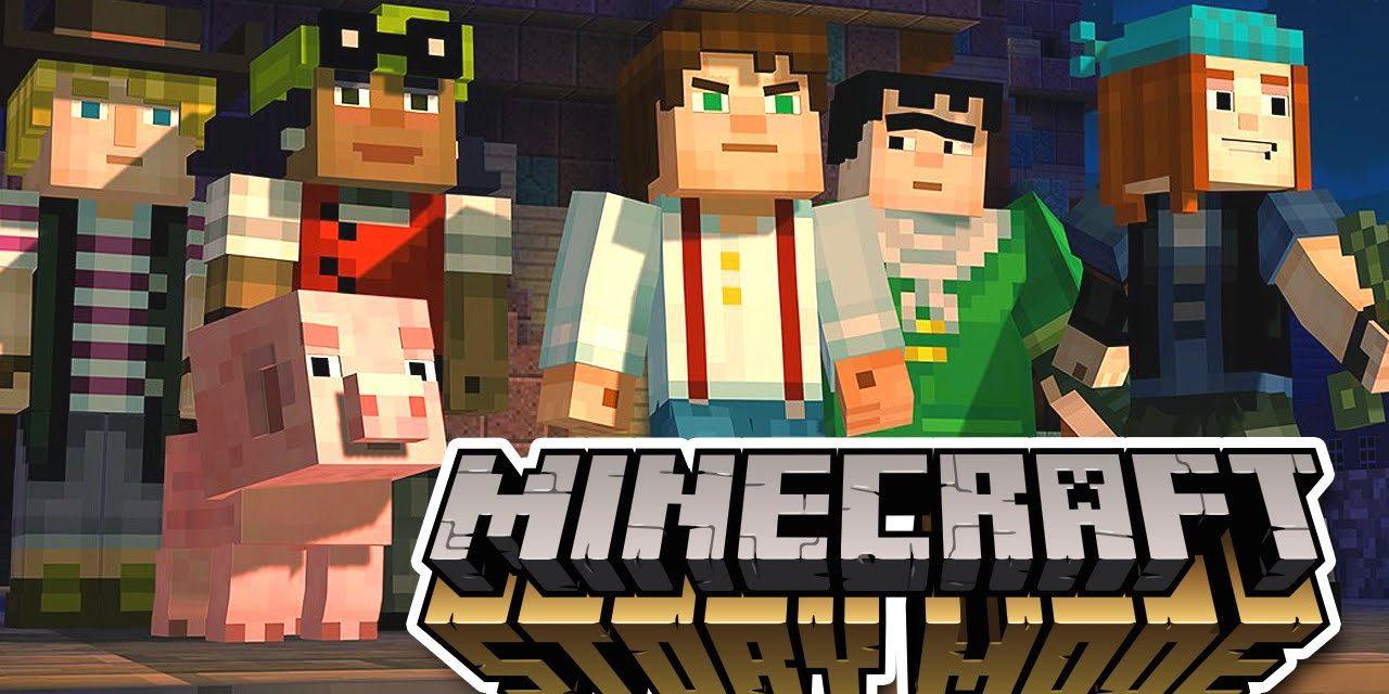 Minecraft: Story Mode, c'est pour bientôt !