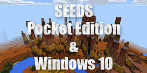 Top 10 seeds Minecraft