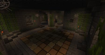 Les mines du bloc D