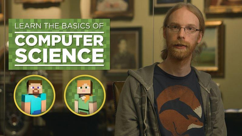 Code.org s'associe à Minecraft