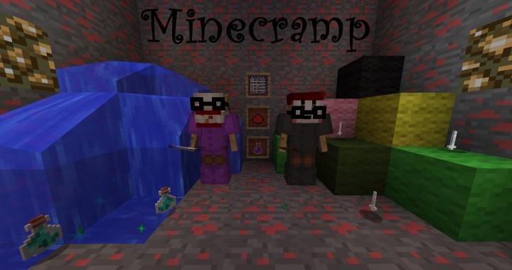 MineCramp Mod