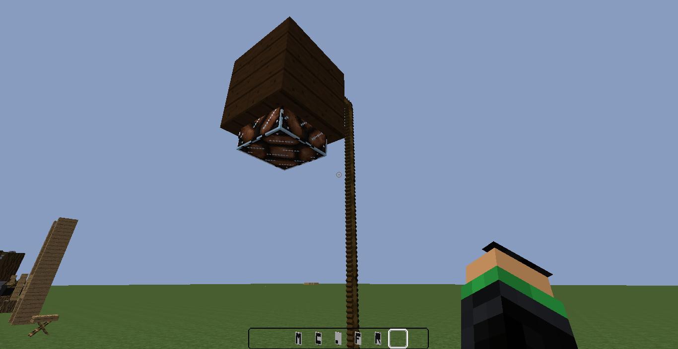 dicefurniture minecraftfr - Lampadaire Minecraft