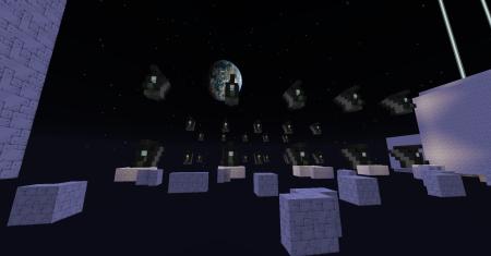 Un petit tour dans l'espace ou repose des serveurs ! C'est sur qu'ici, pas de risque de surchauffe