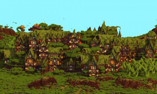 Silvadera, la citadelle organique