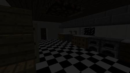 Une coupure de courant dans toute la maison, vous vous retrouvez dans la cuisine…