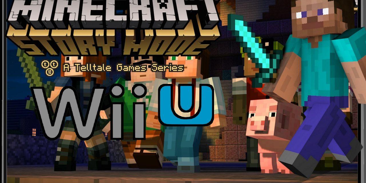 Minecraft : Story Mode Wii U