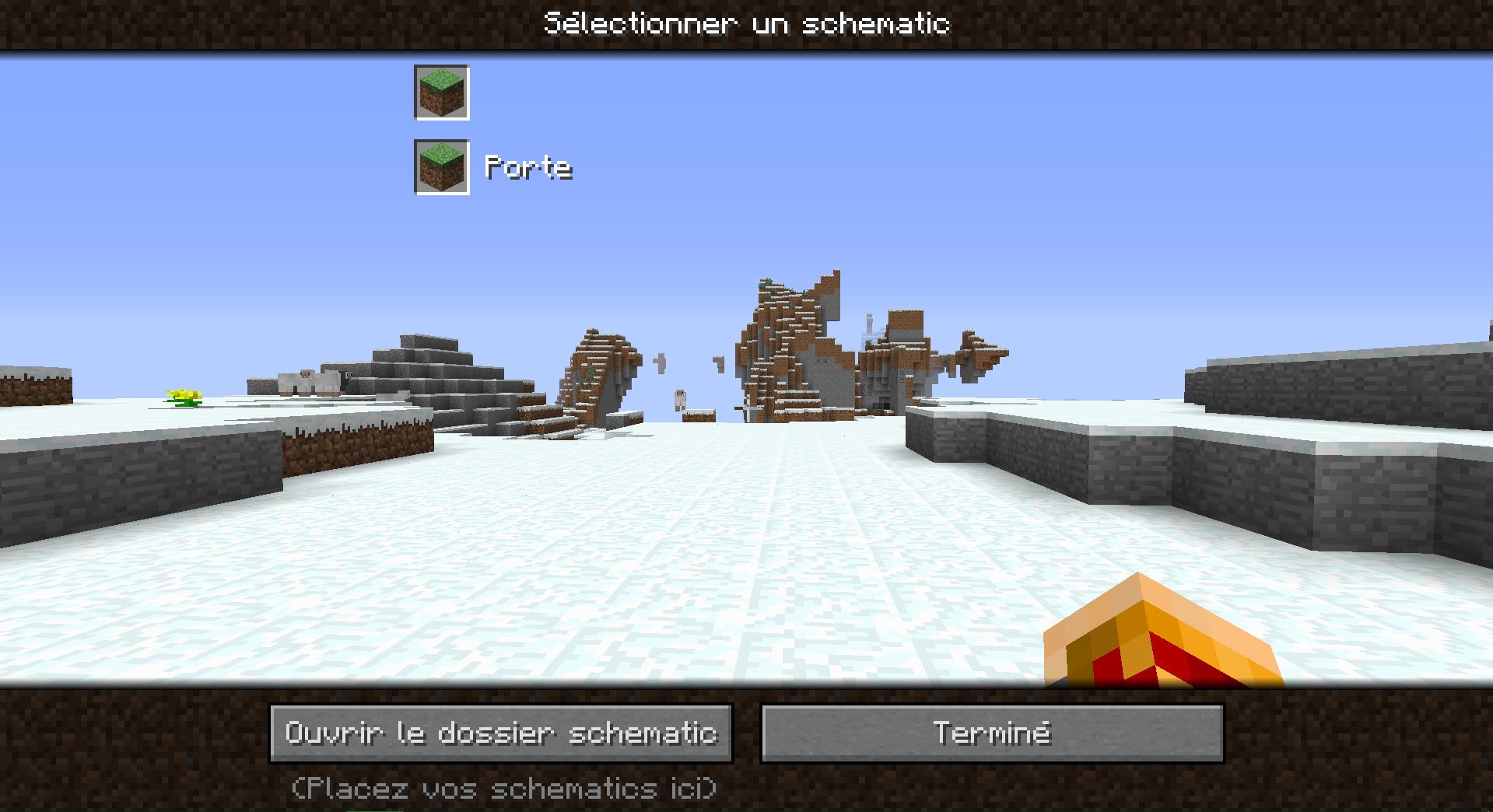 Schematica - 1 7 10 → 1 12 2 - Téléchargement & Guide • Minecraft fr