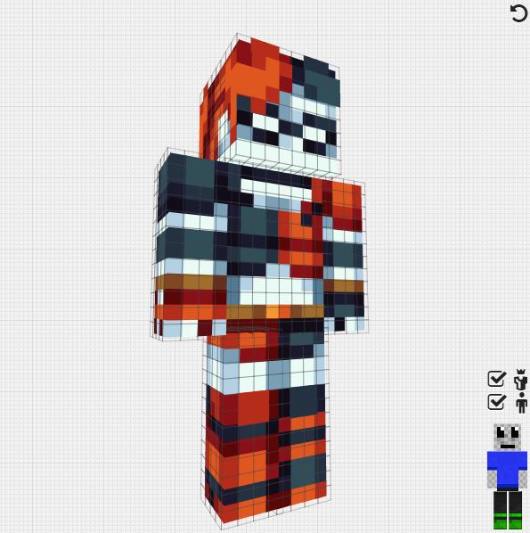 Skin Makers Des Artistes Du Pixel Minecraftfr