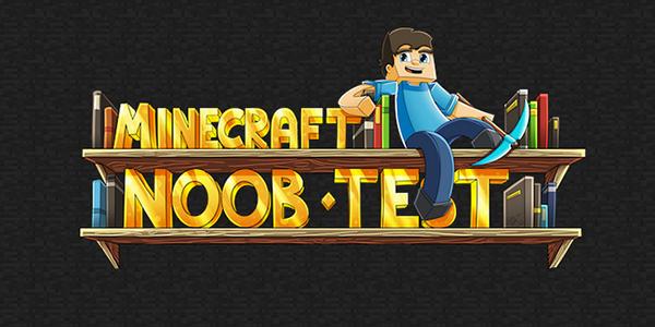 Minecraft Noob Test