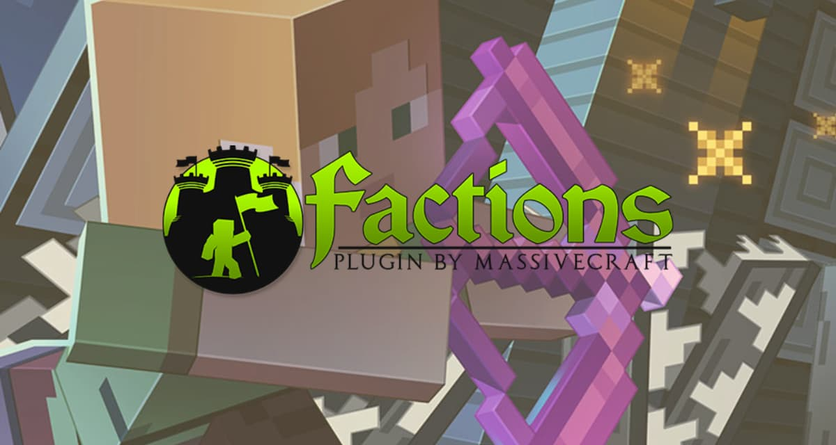 [Plugin] Factions – 1.8 → 1.12