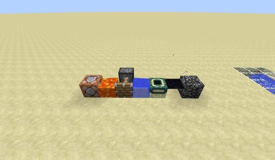 Ces blocs ne peuvent pas être détruit par le Block Breaker.