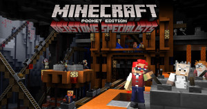 Minecraft Pocket Edition version 0.14